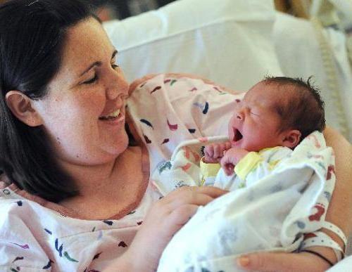 перші дні новонародженого