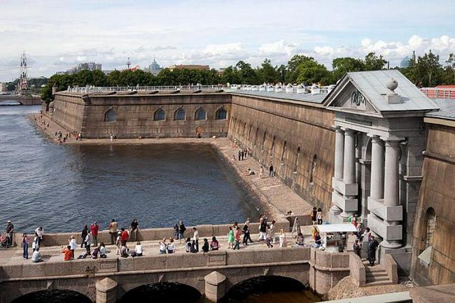 Петропавлівська фортеця ціни