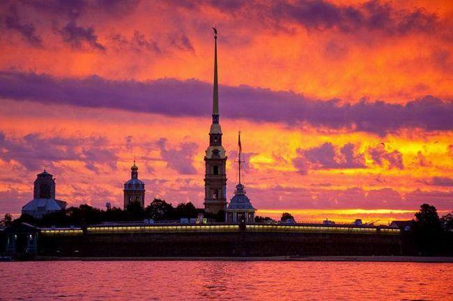 фестиваль у Петропавлівській фортеці