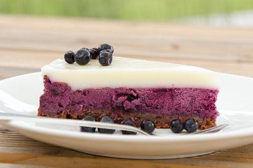 Фото - Пиріг з пісочного тіста з чорницею: рецепт