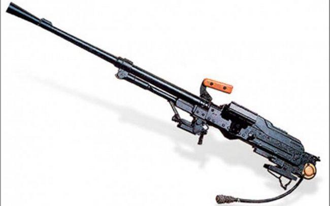 Фото - Пкт (кулемет) - характеристики. Танковий кулемет пкт
