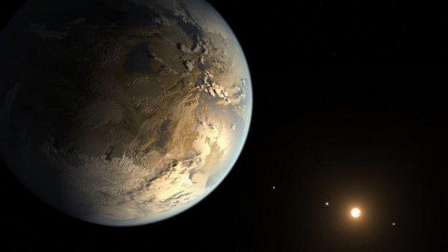 Фото - Планета - близнюк землі. Планети Кеплер-186 f, глория, нибиру