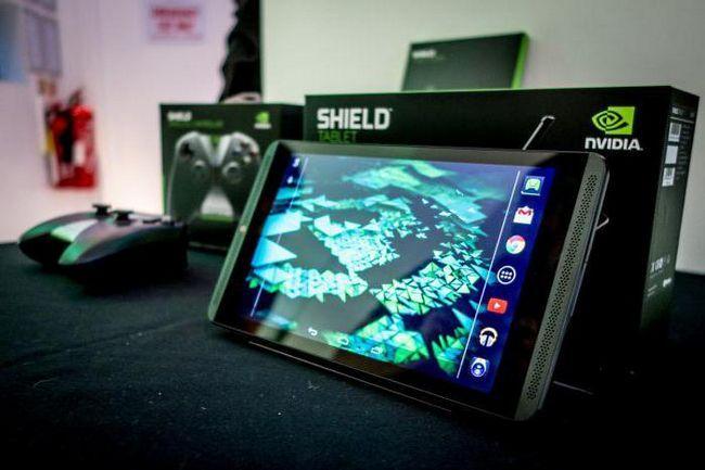 Фото - Планшет nvidia shield tablet: огляд, опис та відгуки