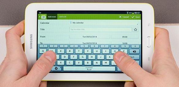 Фото - Планшет samsung tab 3 lite: технічні характеристики, відгуки, фото