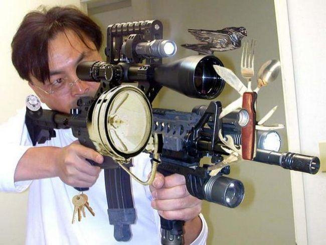 пневматична гвинтівка мр 514К