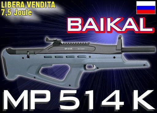 Фото - Пневматична малогабаритна гвинтівка МР-514К (відгуки)