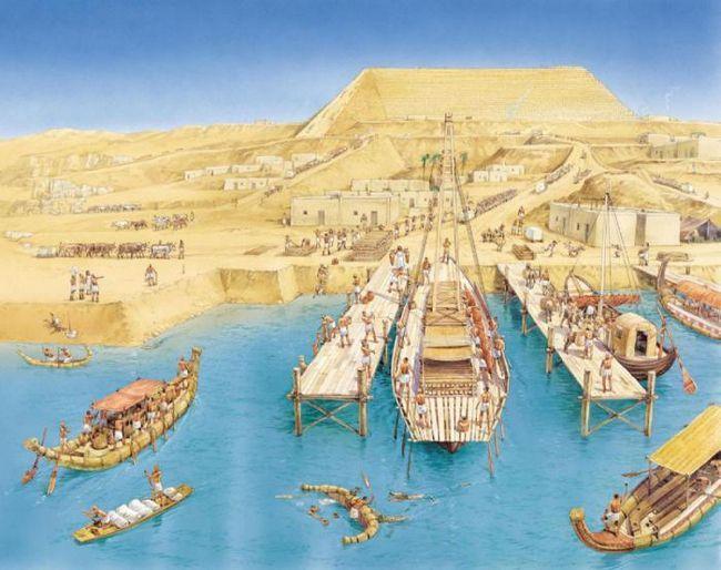Фото - Чому стародавні єгиптяни перестали будувати піраміди?