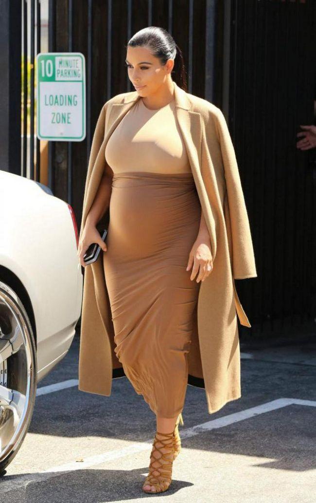 Фото - Чому Ким Кардашьян ненавидить бути вагітною?