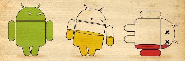 Фото - Чому на андроїд швидко сідає батарея? Причини та рекомендації