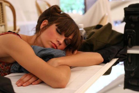 Чому постійно хочеться спати при вагітності