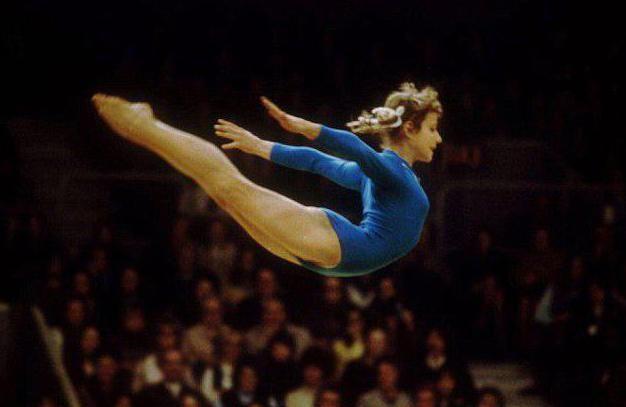 Фото - Чому заборонена петля Корбут в гімнастиці?