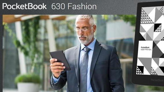 Фото - Pocketbook 630: відгуки, огляд, інструкція. Pocketbook 630 fashion: відгуки