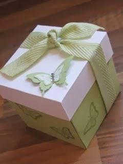коробочка з картону своїми руками схеми квадратна