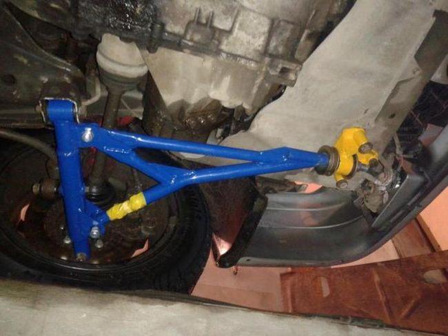 Фото - Підвіска ваз 2110 передня. Керівництво по ремонту та заміні передньої підвіски автомобіля ваз 2110