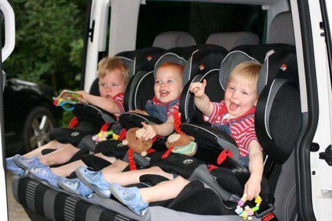 Фото - Корисні поради щодо вибору та використання дитячого автокрісла