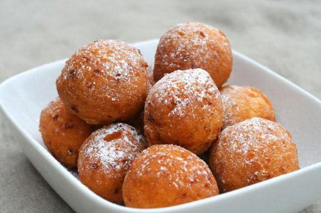 пончики класичний рецепт