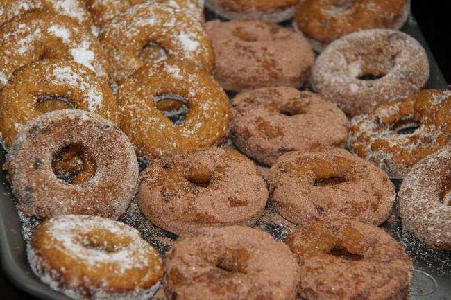 пончики рецепт класичний на кефірі