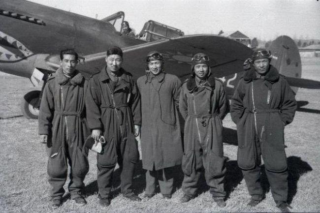 участь китая у другій світовій війні