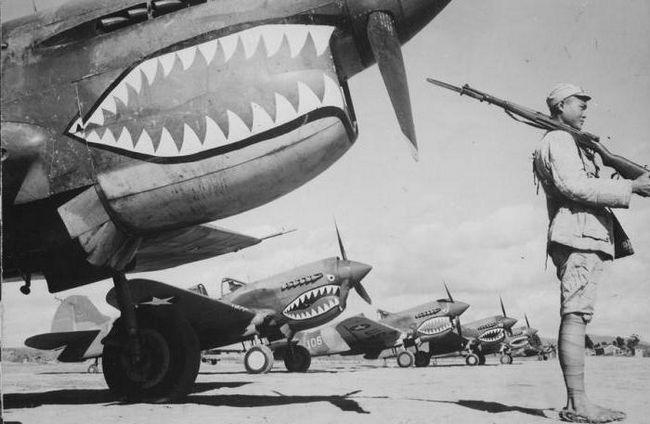 Фото - Втрати у другій світовій війні. Китай під час другої світової війни