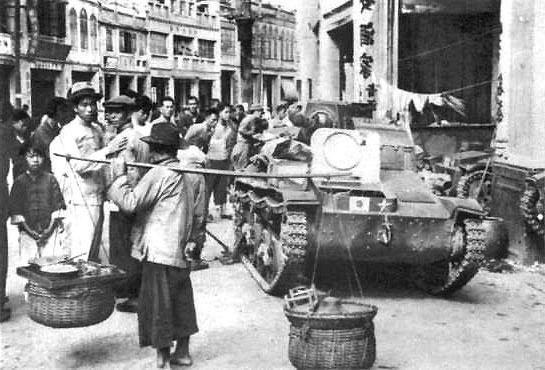 китай у другій світовій війні