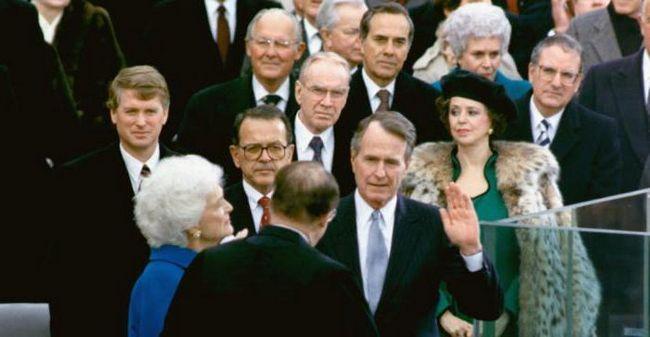 Фото - Президент США Джордж Буш-старший