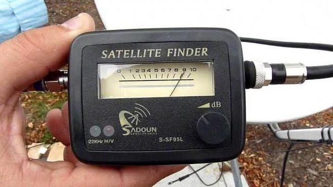 Фото - Прилад для настройки супутникових антен своїми руками. Точна і проста настройка антени на супутник
