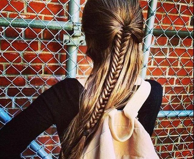 Фото - Зачіски в школу на середні волосся. Нові ідеї