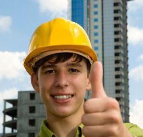 прийом на роботу неповнолітнього працівника за договором підряду