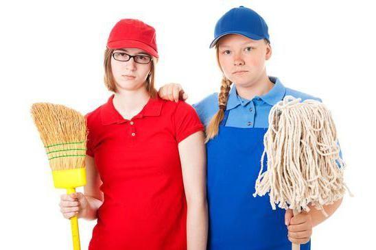 прийом на роботу неповнолітнього у віці 15 років