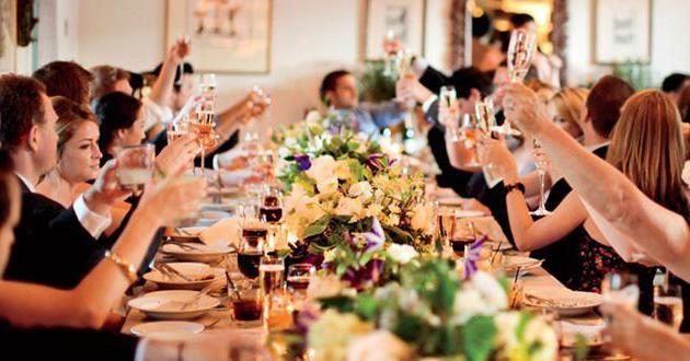 Фото - Прикольний тост на весілля друзям