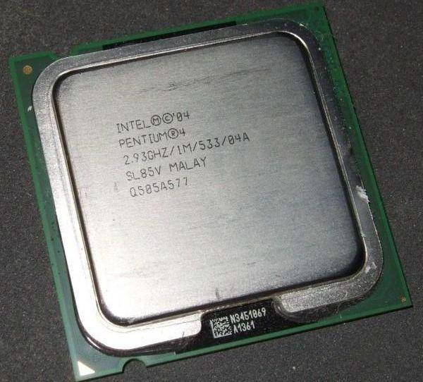 Intel (R) Pentium (R) 4