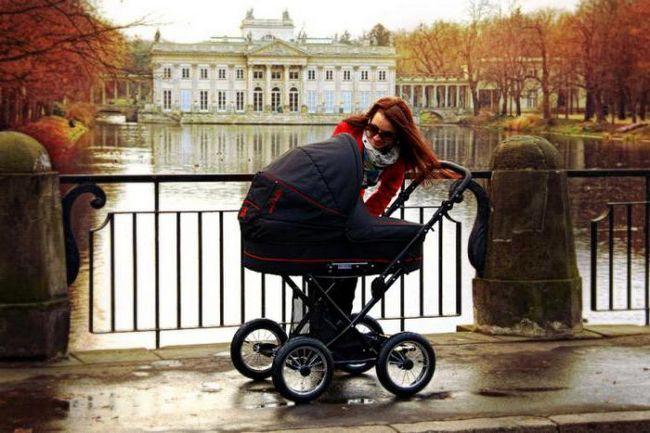 Фото - Продукція фірми jedo: коляски. Відгуки та опис