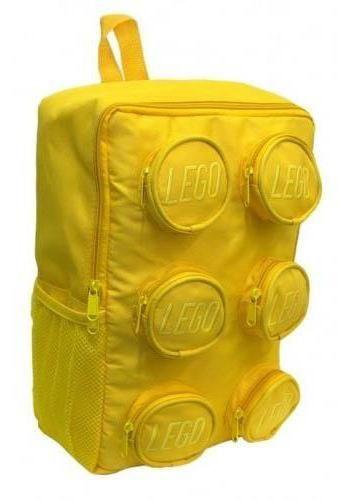 Фото - Продукція компанії lego: рюкзаки шкільні. Відгуки покупців