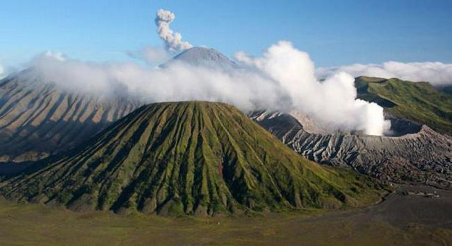 Фото - Вулкан, що прокинувся на балі - наскільки він небезпечний? Діючі вулкани на балі