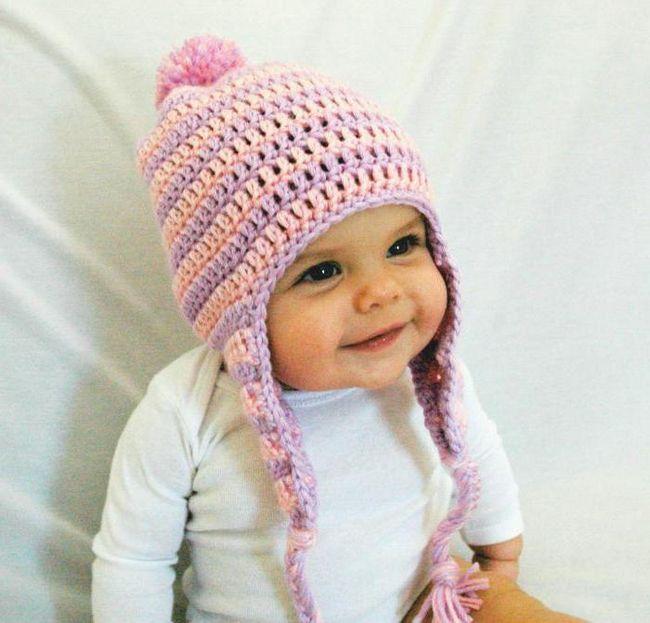 шапочка для новонародженого який розмір