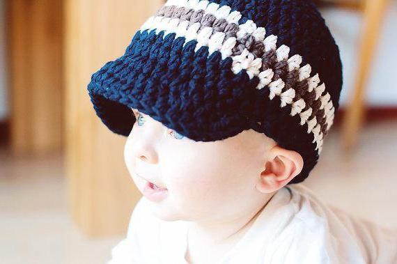 шапочка для новонародженого розміри викрійка