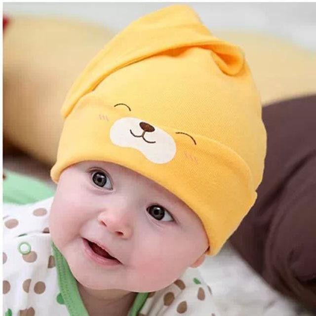 який розмір зимової шапочки для новонароджених