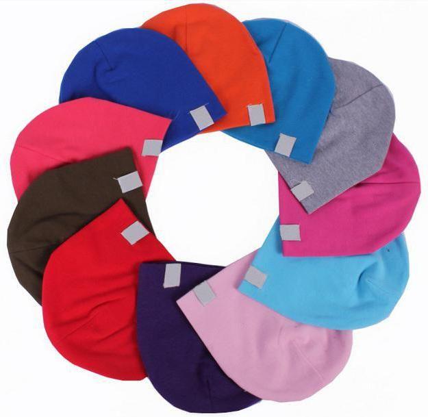 розмір шапочки для новонароджених для в'язання