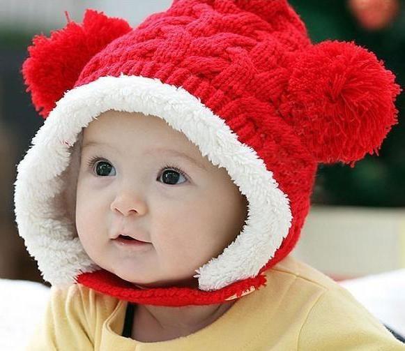 розмір шапочки для новонароджених