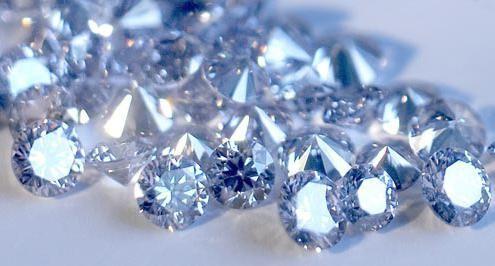 Фото - Рідкісні дорогоцінні камені - блакитні діаманти
