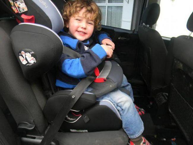 Фото - Рейтинг дитячих автокрісел: характеристики та відгуки. Безпека дитини в машині