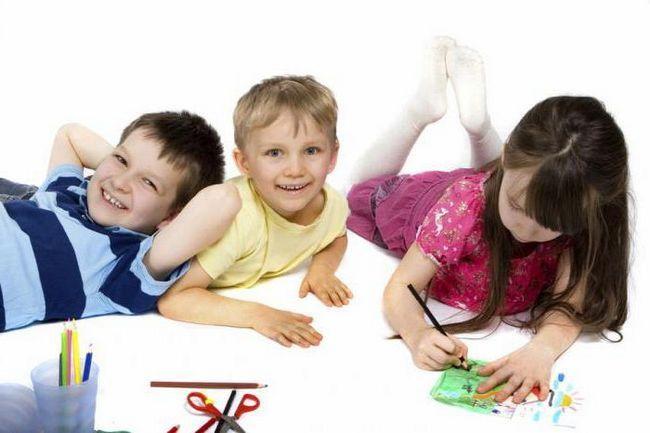 поради батькам по підготовці дітей до школи