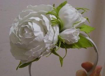 Фото - Троянди з фоамірана. Майстер-класи з рукоділля