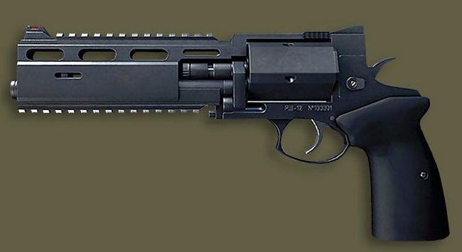 Фото - Рш-12 - штурмовий револьвер (фото)