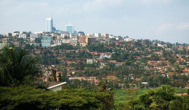 Фото - Руанда: столиця Кігалі, її опис, історія і пам'ятки
