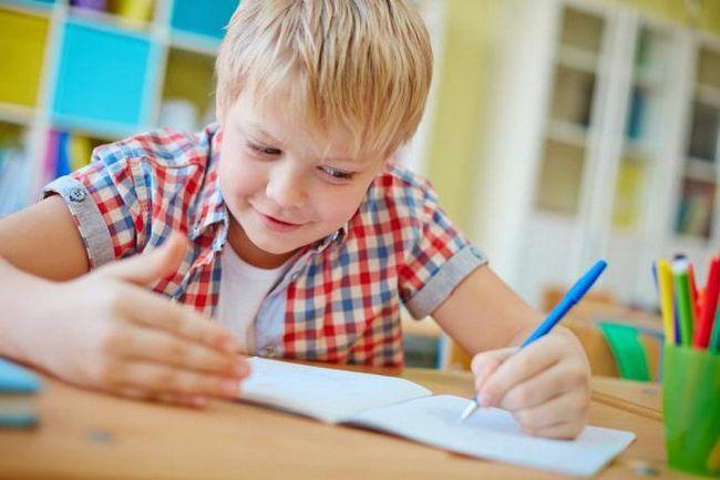 ручка Стабило для першокласника