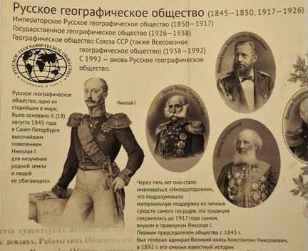 російське географічне товариство вступити