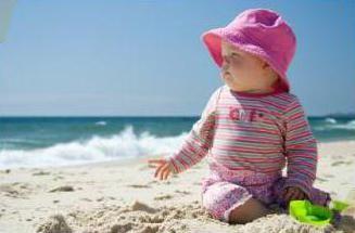 блювота у дитини на море лікування