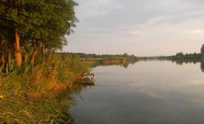 риболовля в харківській області