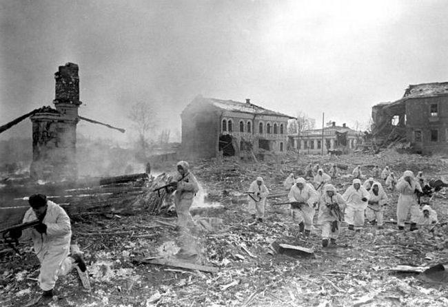 Фото - Ржевська битва за часів великої вітчизняної війни